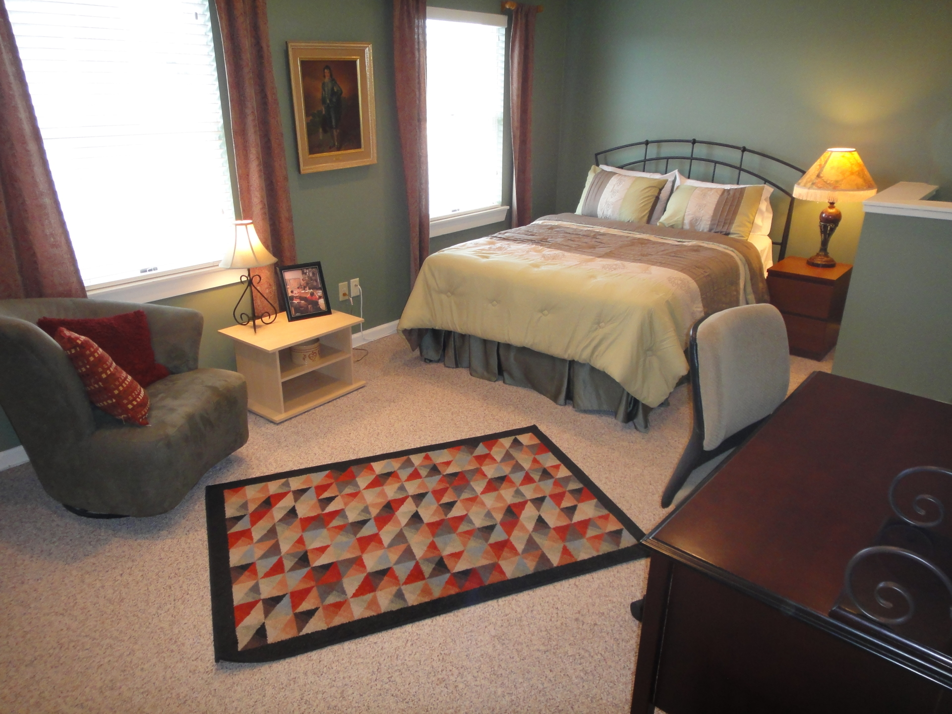 Short term furnished apartments in Hershey