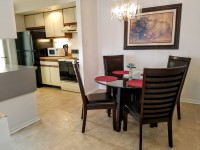 Furnished two bedroom two bath condominium for rent