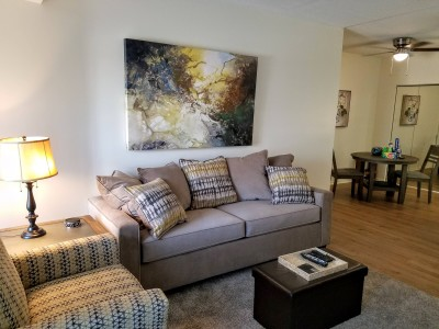 Corporate apartment in Mechanicsburg